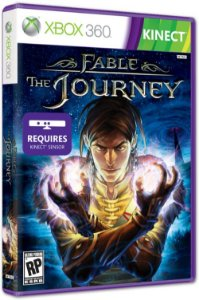 Fable: The Journey - Xbox 360 (usado)