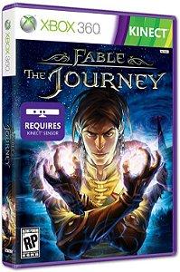 Fable: The Journey - Xbox 360 (usado)