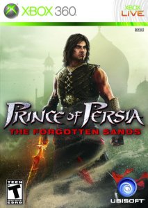 X360 Prince of Persia - The Forgotten Sands (usado)