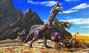 MONSTER HUNTER 4 ULTIMATE USADO (3DS)