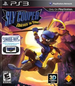 Sly Cooper: Thieves in Time - PS3 (usado)
