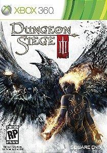 X360 Dungeon Siege III (usado)