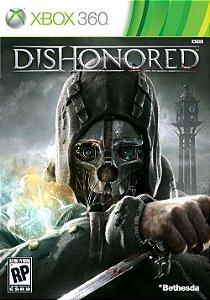 X360 Dishonored (usado)