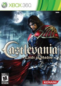 X360 Castlevania - Lords of Shadow (usado)
