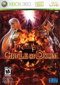X360 Kingdom Under Fire - Circle of Doom (usado)