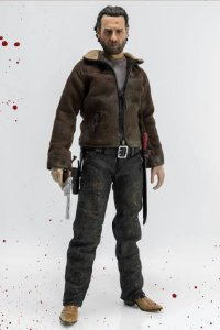 Rick Grimes The Walking Dead 1/6 - Threezero