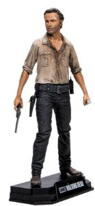 Rick Grimes The Walking Dead - Color Tops Mcfarlane Toys
