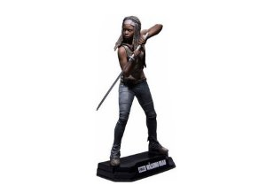 Michonne The Walking Dead - Color Tops Mcfarlane Toys