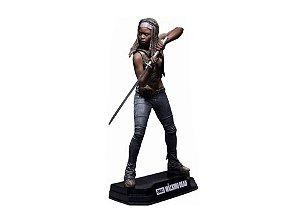 Michonne The Walking Dead - Color Tops Mcfarlane Toys