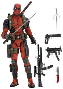Deadpool Epic Marvel 1/4 - Neca Toys