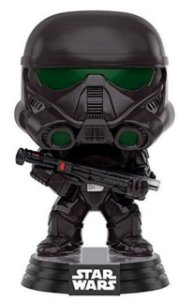Imperial Death Trooper Bobble-Head Rogue One - POP Funko