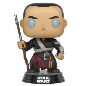 Chirrut Imwe: Star Wars Rogue One - POP Funko 140