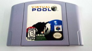 N64 Virtual Pool 64 (usado)