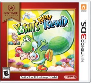 3DS Yoshi´s New Island