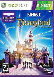 Kinect Disneyland Adventures - Xbox 360 (usado)