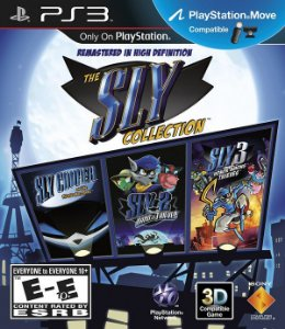 PS3 The Sly Collection (usado)