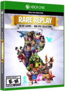 XONE Rare Replay (usado)