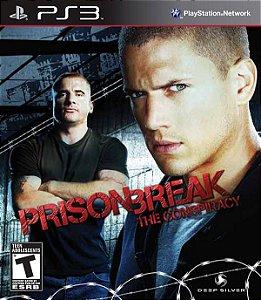 Prison Break: The Conspiracy - PS3 (usado)