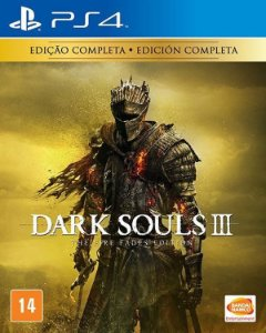 Dark Souls 3: The Fire Fades Edition - PS4