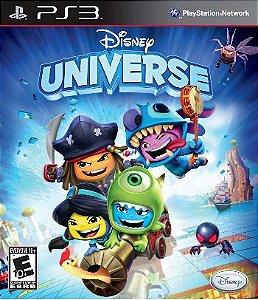 Disney Universe - PS3 (usado)