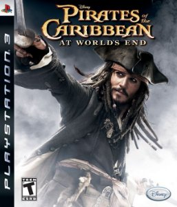 PS3 Pirates of The Caribbean - At Worlds End (usado)