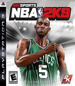 PS3 NBA 2K9 (usado)