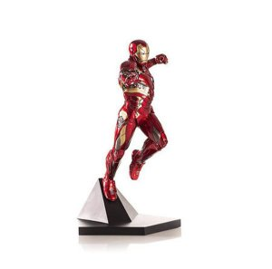 Iron Man Mark 46 Civil War - Art Scale 1/10 Iron Studios