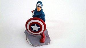 Capitão America - Disney Infinity 2.0 (usado)