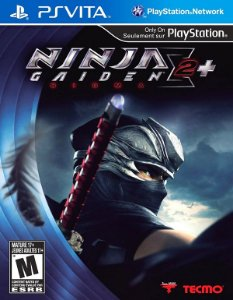 Ninja Gaiden Sigma 2 Plus - PSVita (usado)