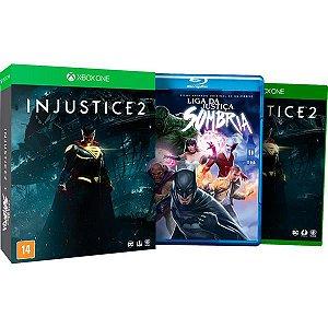 XONE Injustice 2 Edição Limitada