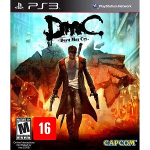 PS3 DMC: Devil May Cry