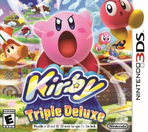 3DS Kirby Triple Deluxe (usado)