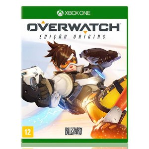 Overwatch: Origins Edition - Xbox One (usado)