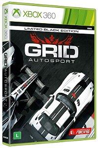 X360 Grid Autosport (usado)
