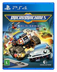 Micro Machines: World Series - PS4