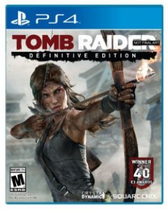 Tomb Raider: Definitive Edition - PS4 (usado)