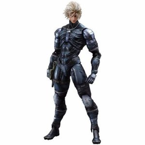 Raiden: Metal Gear Solid 2 Sons of Liberty - Play Arts