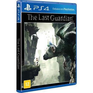 The Last Guardian - PS4 (usado)
