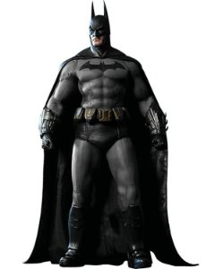 Batman: Batman Arkham City 1/6 - Hot Toys