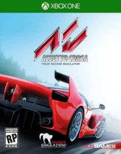 Asseto Corsa: Your Racing Simulator - Xbox One