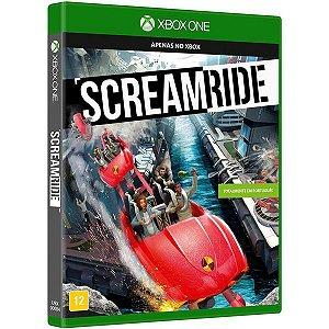 Scream Ride - Xbox One (usado)