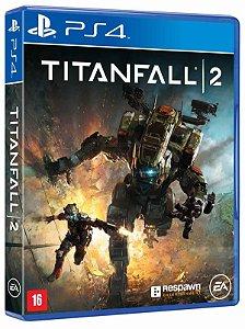 Titanfall 2 - PS4 (usado)