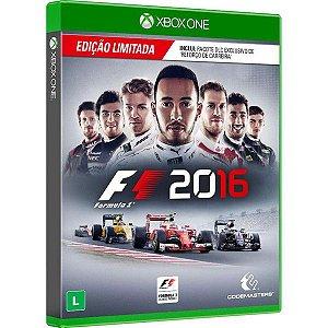 Formula 1 2016 - Xbox One (usado)