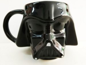 Caneca Darth Vader: Star Wars - Porcelana