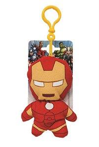 Iron Man Chaveiro Pelúcia - Buba