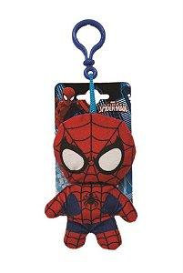 Spider-man Chaveiro Pelúcia - Buba