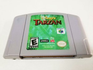 Tarzan - N64 (usado)