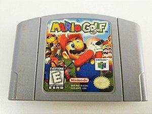 Mario Golf - N64 (usado)