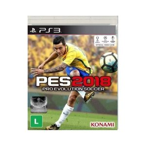 PES 2018 - Pro Evolution Soccer - PS3