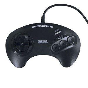 Controle Mega Drive 3 Botões 2017 - Tec Toy